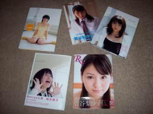 Momo & Rii shashinshuu collection