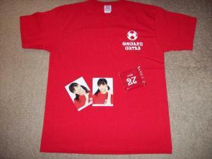 Manoeri Ongaku Gatas t-shirt set (front)