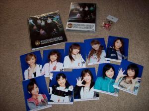 Ongaku Gatas 1st tour merchandise