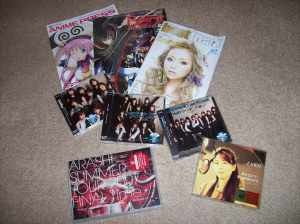 Today's Cdjapan order