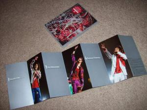 "Arashi delivers the ultimate concert experience in ""Summer Tour 2007 Final Time-kotoba no chikara-"""