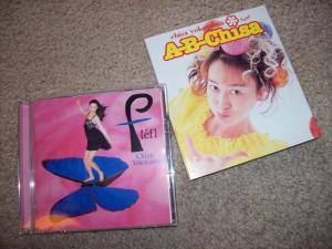 Yokoyama Chisa albums