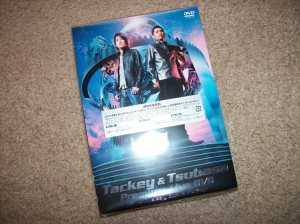 "Tackey & Tsubasa ""Premium Live DVD-5th Anniversary Special Package-"""