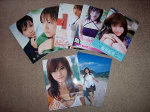 My kamei shashinshuu collection