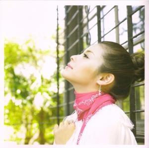 "Matsuura Aya ""Kizuna"" (inner jacket scan2)"