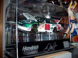 A gift from my brother! My first Dale Jr. Amp/Mt. Dew diecast.
