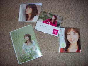 Kuninaka Ryoko music collection