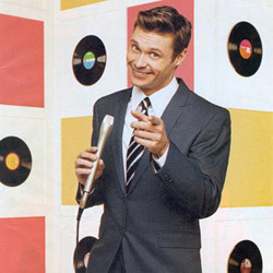 Your host Ryan Seacrest! :)