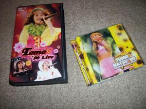 Sakurai Tomo concert releases