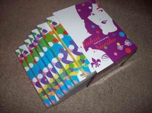 Sakai Noriko complete DVD collection ^-^