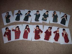 Berryz Koubou vs. C-ute battle concert shashinshuu set