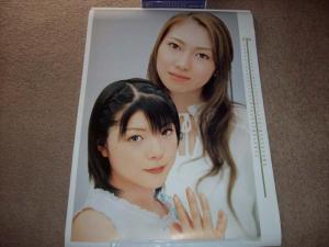 Momusu calendar 2003 (May & June)