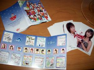 Morning Musume Otomegumi Christmas set