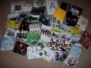 My Arashi collection