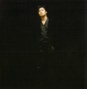 "Fujishige Masataka (""forever"" inner jacket scan)"