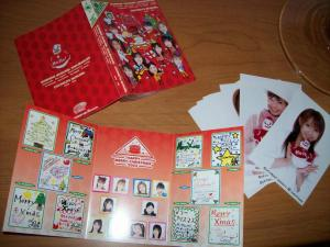 Morning Musume Sakuragumi Christmas set