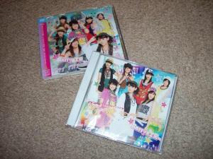 """Berryz Koubou """"Yuke Yuke Monkey Dance"""" pv & Event V DVDs"""