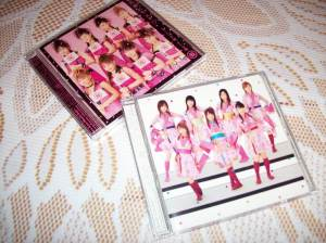 Sakuragumi CD singles