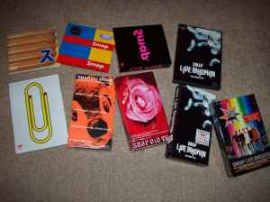 Smap video & DVD collection
