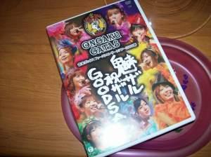 Ongaku Gatas concert DVD