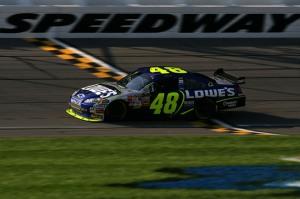 Jimmie Johnson wins at Kansas Speedway!!