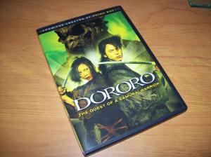 """""""Dororo"""" U.S. release version"""