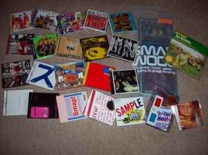 Smap album collection