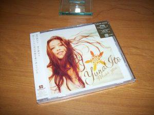"""Ito Yuna """"Miss you"""" CD single"""