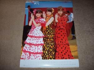 C-ute calendar 2009 November & December