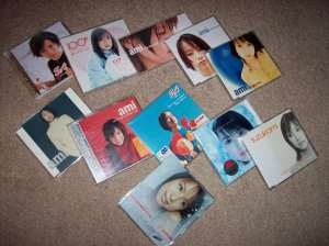 Suzuki Ami collection (the early years).