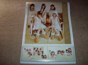 Momusu calendar 2009 (November & December)
