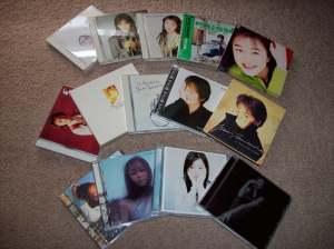 My Tanimura Yumi collection.