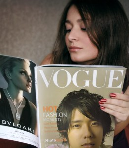 Nino Vogue'd