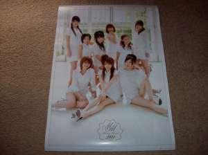 Momusu calendar 2009 (cover)