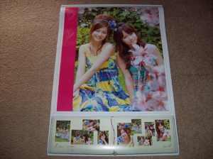 Momusu calendar 2009 (March & April)