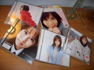My Ichikawa Yui collection.