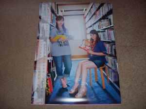 Berryz Koubou calendar 2009 September & October