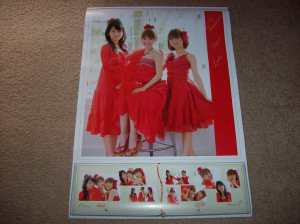 Momusu calendar 2009 (January & February)