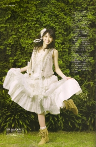 Yajima Maimi in UTB December 2008 (scan4)