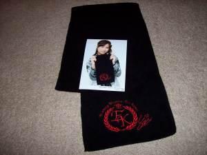 2007 Kamei Eri scarf set