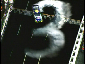 Jimmie Johnson wins 3 Cup Championships in a row!!! ^-^
