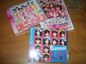 Buono! & friends have arrived safely...