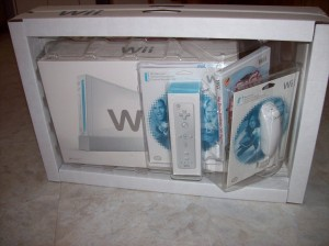Nintendo Wii bundle pack