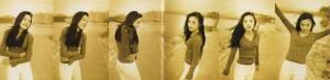 """Nakama Yukie """"Tooi hi no melody"""" CD booklet (scan1)"""