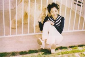 "Nakama Yukie ""Tooi hi no melody"" booklet (scan9)"