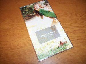 "Kahala Tomomi ""Hate tell a lie"" CD single."