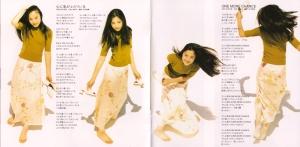 "Nakama Yukie ""Tooi hi no melody"" booklet (scan7)"