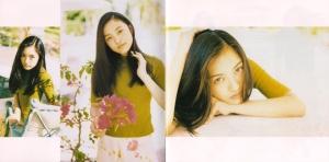 "Nakama Yukie ""Tooi hi no melody"" booklet (scan11)"
