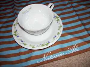 """Nacchi """"Okaeri"""" coffee set"""