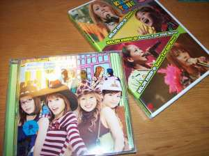 "Melon Kinenbi ""Fruity Killer Tune"" DVD & 2nd pv DVD collection"